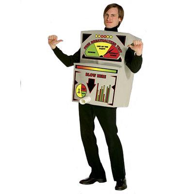Breathalyzer Adult Costume