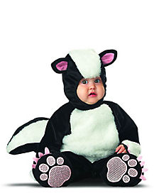 Lil' Skunk Infant Costume