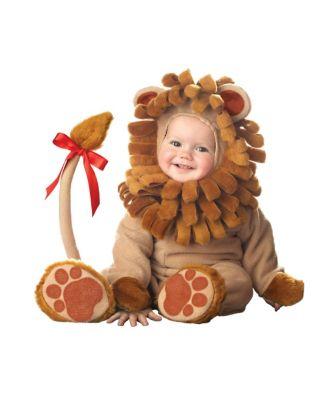Lil' Lion Baby Costume