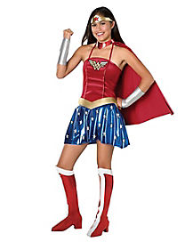 Teen Wonder Woman Costume - DC Comics