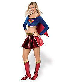 Teen Supergirl Costume - DC Comics