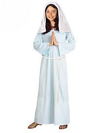 Kids Biblical Mary Costume