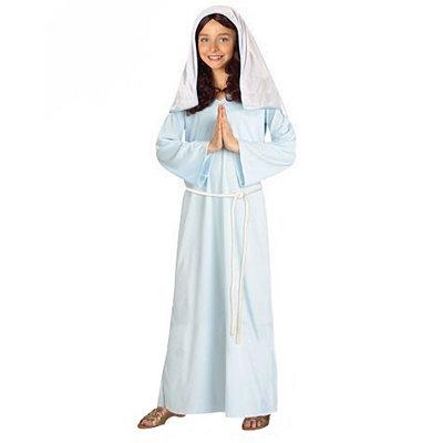 Biblical Mary Child Costume