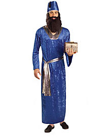 Adult Blue Wise Men Costume