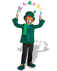 Kids Lucky the Leprechaun Costume