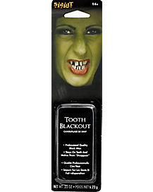 Black Tooth Wax