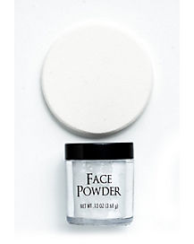 Translucent Powder and Puff