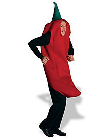 Chili Pepper Adult Costume