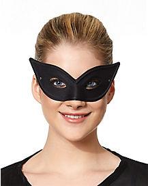 Harlequin Black Mask