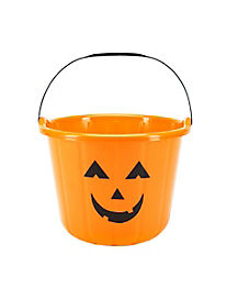 Pumpkin Treat Bucket