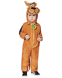 Kids Scooby Doo One Piece Costume