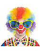 Jumbo Yellow Clown Sunglasses