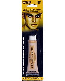 Gold Cream Makeup