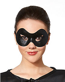 Black Sparkle Mask