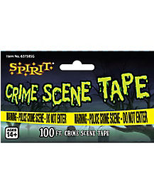 Crime Scene Tape - Decorations