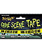 Buried Grave Tape - Decorations