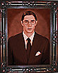 Small Lenticular Portrait Man