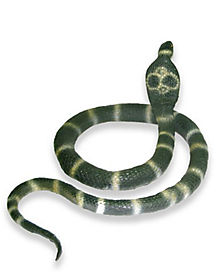 6 ft Cobra Snake - Decorations