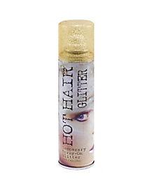 Glitter Gold Hairspray