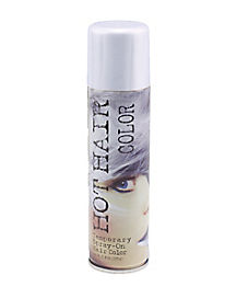 Silver Metallic Hairspray
