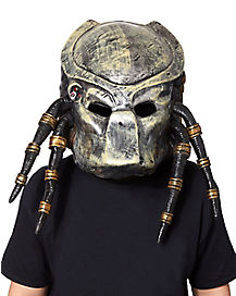 Predator Mask With Helmet - Predator