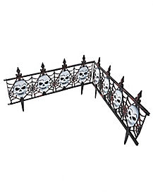 12 in Gothic Fence - Decorations