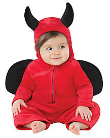 Honey Devil Suit Infant Costume