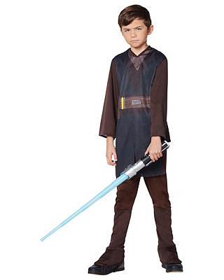 Click Here to buy Star Wars Anakin Skywalker Kids Costume from Spirit Halloween
