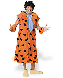 Adult Fred Flintstone Costume Deluxe- The Flintstones