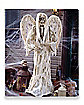 6 ft White Winged Gruesome Greeter - Decorations