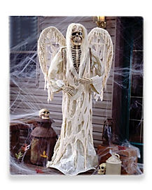 Winged Gruesome Greeter Decoration