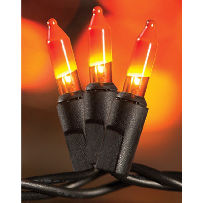 Candy Corn Light Set