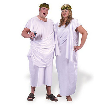 Toga Toga Adult Plus Size Costume