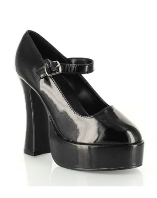 black shoes for a halloween costume