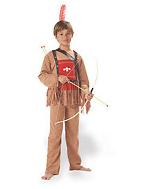 Running Bull Child Costume