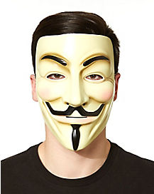 V for Vendetta Mask - V for Vendetta