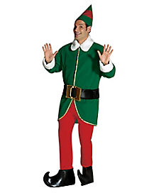 Adult Traditional Elf Costume