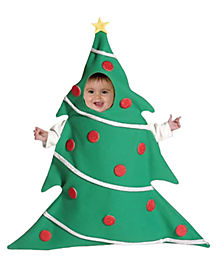 Christmas Tree Infant Bunting