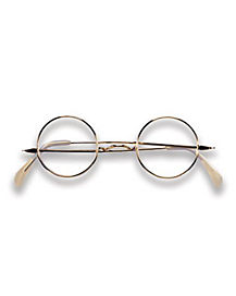 Round Wire Glasses