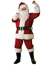 Adult Regal Santa Costume