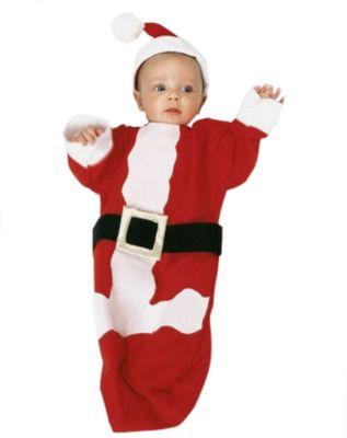 Baby Bunting Santa Costume