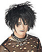 Black Midnight Fiend Wig