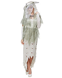 Ghostly Gal Adult Womens Costume