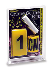 Crime Scene Kit Decoration
