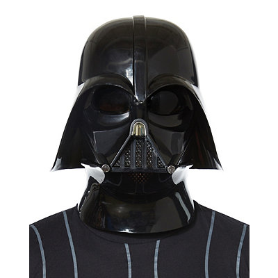 Darth Vader 2 Piece Mask