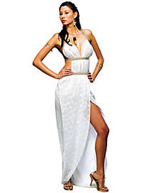 300 Queen Gorgo White Adult Womens Costume