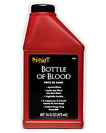 Bottle of Blood 1 Pint