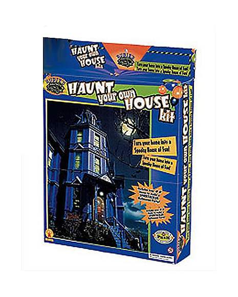 Complete Haunted House Kit