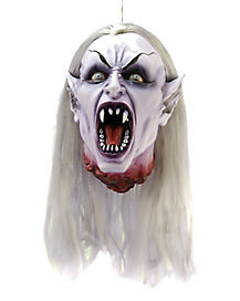 Gothic Vampire Hanging Head - Decorations