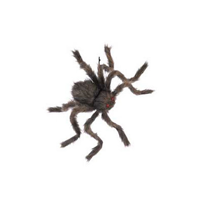 20 Inch Hairy Spider Decoration